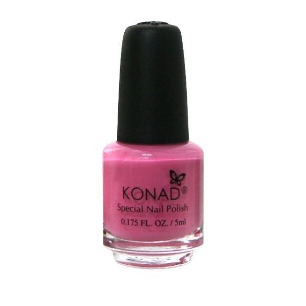 Konad, лак для стемпинга, цвет S13 Pastel Pink 5 ml (пастельно-розовый)Лаки для стемпинга Konad<br>Специальный лак для нанесения рисунка с помощью стемпинга.<br>