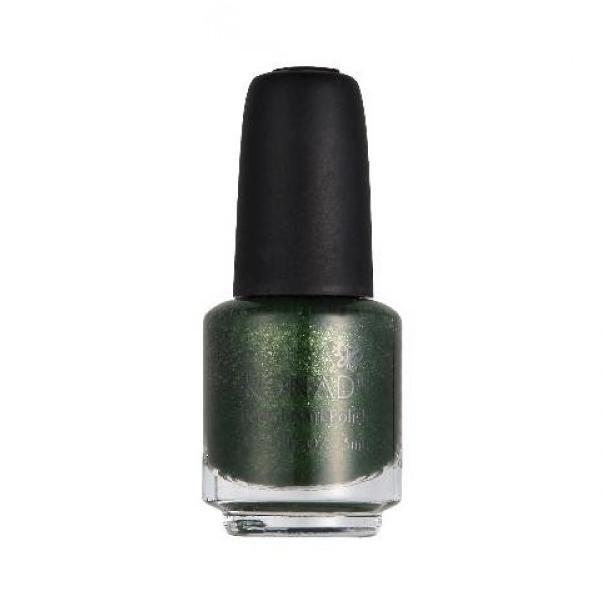 Konad, лак для стемпинга, цвет S43 Moss Green 5 ml (зеленый темный перламутровый)Лаки для стемпинга Konad<br>Специальный лак для нанесения рисунка с помощью стемпинга.<br>
