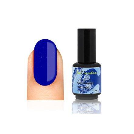 InGarden So Naturally, цвет №140 ОпалInGarden So Naturally<br>Гель-лак синий, очень яркий, с микроперламутром, плотный.<br>