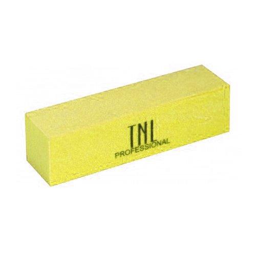 TNL, Баф (желтый)Полировщики и баффы<br>Шлифовщик для натуральных ногтей (желтый)<br>