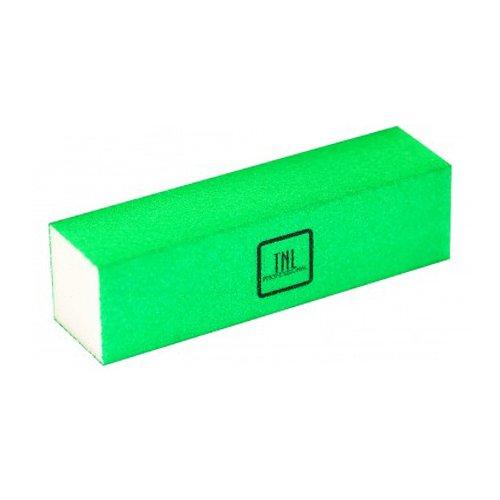 TNL, Баф (неоновый зеленый)Полировщики и баффы<br>Шлифовщик для натуральных ногтей (неоновый зеленый<br>