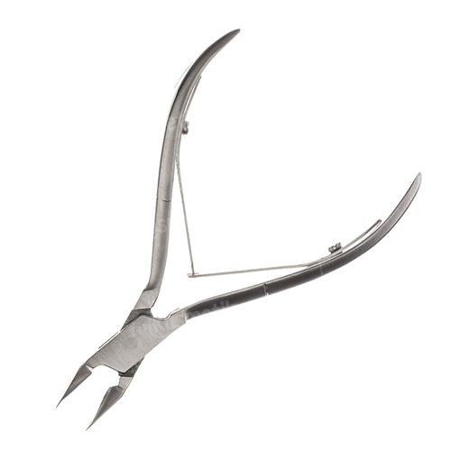 Silver Star, Кусачки для ногтей Classic, АТ 1207 (12мм)Кусачки<br>Кусачки для ногтей. Размер кусачек - 115 мм. Размер лезвия - 12 мм. Двойная пружина. Покрытие - полуматовое. Твердость - 42-44 HRC<br>