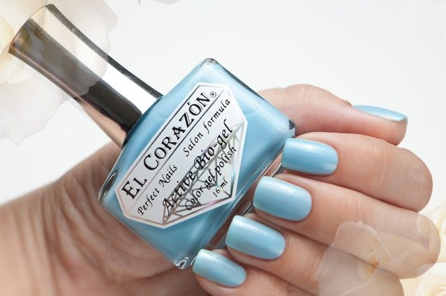 El Corazon Active Bio-gel Jelly, № 423-61Лечебный биогель El Corazon<br>Био-гель голубой, без блесток и перламутра, плотный. Объем 16 ml.<br>