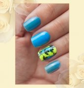 El Corazon Active Bio-gel Color gel polish Jelly neon №423-252