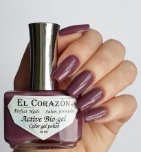 El Corazon Active Bio-gel Color gel polish Cream №423/281