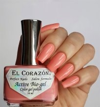 El Corazon Active Bio-gel Color gel polish Cream №423/285