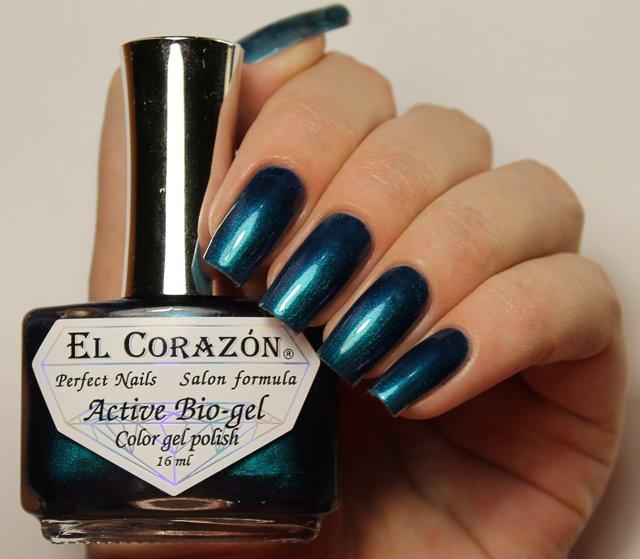 El Corazon Active Bio-gel Maniac Paradise № 423/701Лечебный биогель El Corazon<br>Био-гель синийхамелеон, плотный. Объем 16 м.<br>