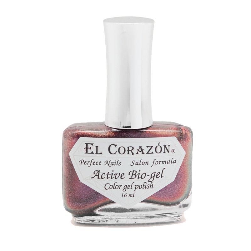 El Corazon Active Bio-gel Life is Life Fate № 423-742Лечебный биогель El Corazon<br>Био-гель бронзовый,хамелеон, плотный. Объем 16 м.<br>