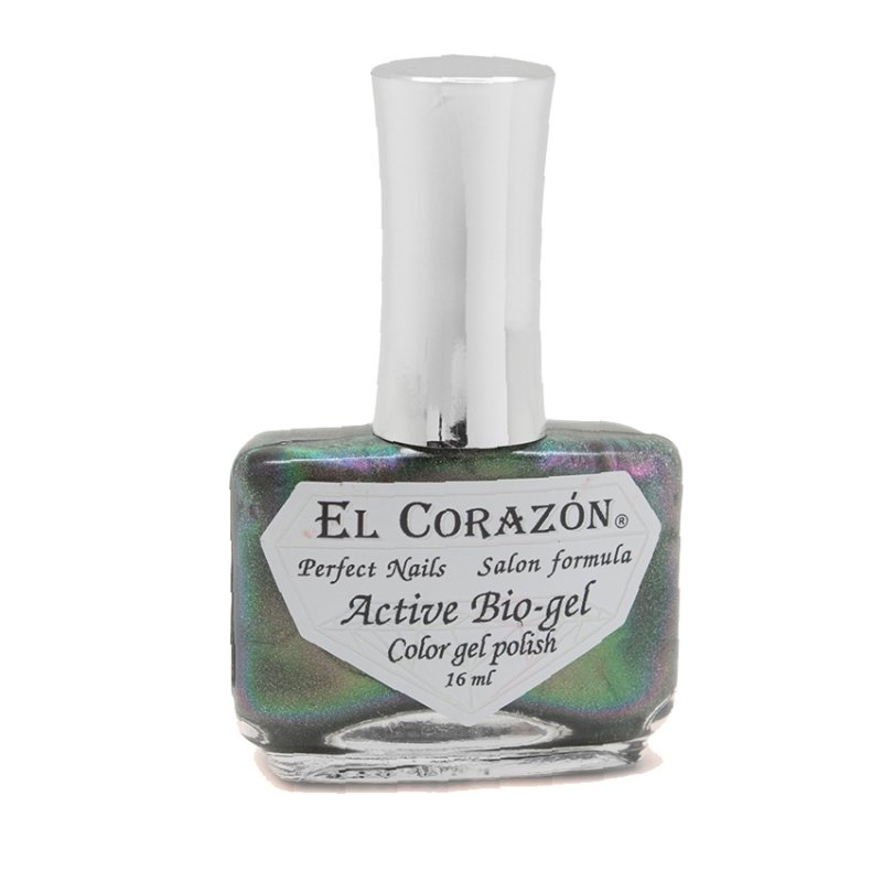 El Corazon Active Bio-gel Life is Life Luck № 423/744Лечебный биогель El Corazon<br>Био-гель зеленый,хамелеон, плотный. Объем 16 м.<br>