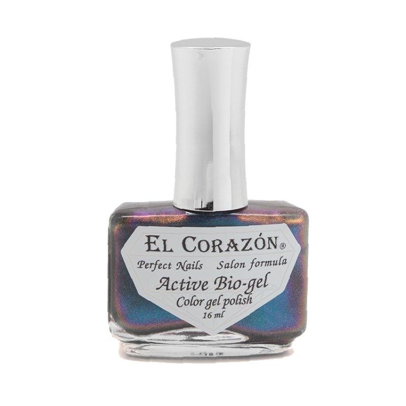 El Corazon Active Bio-gel Life is Life Deja Vu № 423/746Лечебный биогель El Corazon<br>Био-гель синий,хамелеон, плотный. Объем 16 м.<br>