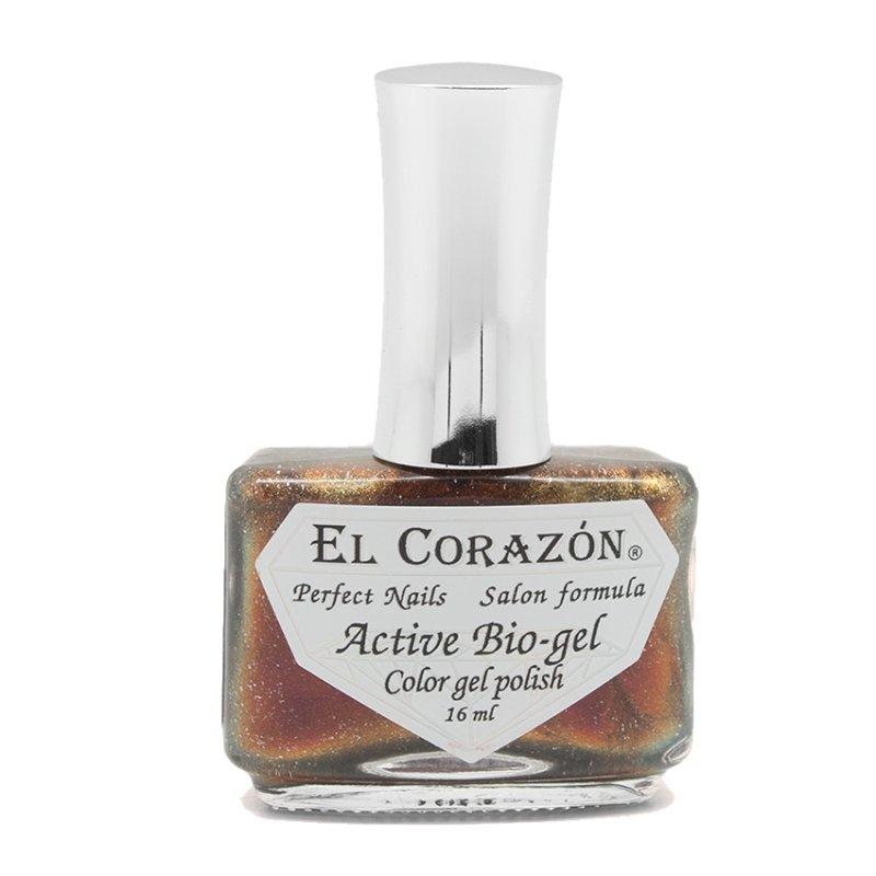 El Corazon Active Bio-gel Orion Virgo Stellar Stream № 423/762Лечебный биогель El Corazon<br>Био-гель медный,хамелеон, плотный. Объем 16 м.<br>