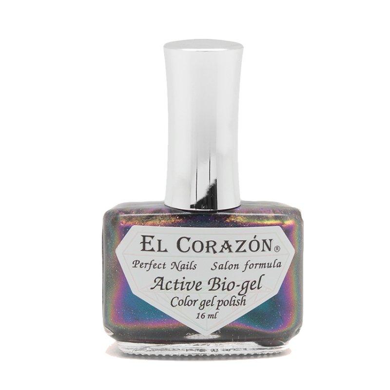 El Corazon Active Bio-gel Sleeping beauty № 423-764Лечебный биогель El Corazon<br>Био-гель бирюзовый,хамелеон, плотный. Объем 16 м.<br>