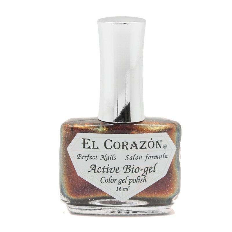 El Corazon Active Bio-gel Evening Venus № 423-765Лечебный биогель El Corazon<br>Био-гель бронзовый,хамелеон, плотный. Объем 16 м.<br>