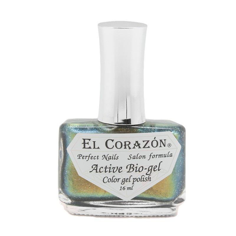 El Corazon Active Bio-gel Omega Centauri № 423-766Лечебный биогель El Corazon<br>Био-гель золотисто-зеленый,хамелеон, плотный. Объем 16 м.<br>