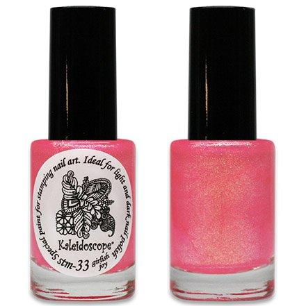 El Corazon, Краска для стемпинга - stm-33 Girlish joyЛаки для стемпинга El Corazon<br>Высокопигментированный лак-краска для стемпинга.<br>