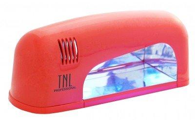 TNL, УФ-Лампа 9Вт - красная (TNL Professional (Корея))