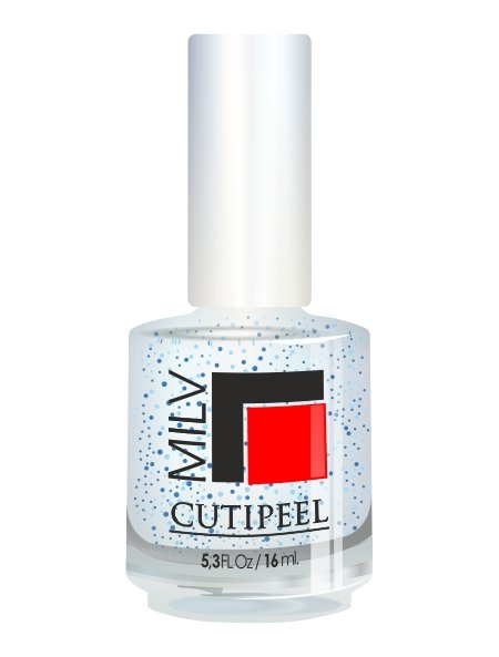 Milv, Cutipeel - Скраб для ногтей (Мята), 16 млЛечебные и укрепляющие средства Milv<br>Средство - скраб для ногтей, кутикулы и ороговевшей кожи с увлажняющим эффектом.<br>