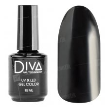 Diva, Gel color - Гель-лак №002 (15 мл.)