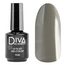 Diva, Gel color - Гель-лак №005 (15 мл.)