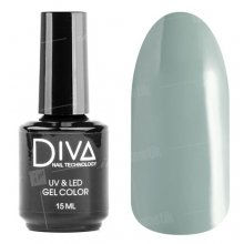 Diva, Gel color - Гель-лак №008 (15 мл.)