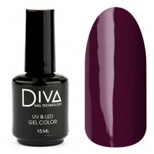Diva, Gel color - Гель-лак №010 (15 мл.)