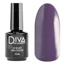 Diva, Gel color - Гель-лак №011 (15 мл.)