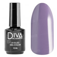 Diva, Gel color - Гель-лак №013 (15 мл.)