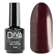 Diva, Gel color - Гель-лак №020 (15 мл.)