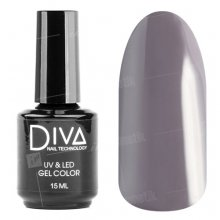 Diva, Gel color - Гель-лак №024 (15 мл.)