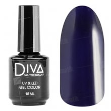 Diva, Gel color - Гель-лак №029 (15 мл.)