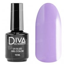 Diva, Gel color - Гель-лак №030 (15 мл.)