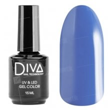 Diva, Gel color - Гель-лак №033 (15 мл.)