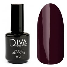 Diva, Gel color - Гель-лак №036 (15 мл.)