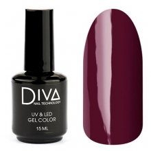 Diva, Gel color - Гель-лак №040 (15 мл.)
