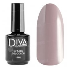 Diva, Gel color - Гель-лак №043 (15 мл.)