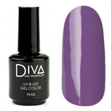 Diva, Gel color - Гель-лак №047 (15 мл.)