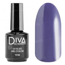 Diva, Gel color - Гель-лак №048 (15 мл.)