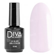 Diva, Gel color - Гель-лак №095 (15 мл.)