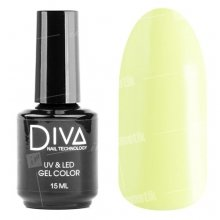 Diva, Gel color - Гель-лак №110 (15 мл.)