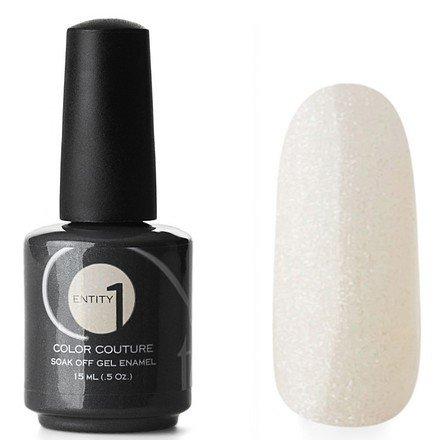 Entity One Color Couture, цвет №5250 No Tan Lines 15 mlColor Couture Entity One<br>Гель-лак полупрозрачный бежевый с разноцветными сияющими микроблестками<br>