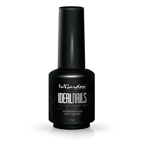 InGarden So Naturally, Каучуковая база Идеальные ногти/Ideail Nails, 11млInGarden So Naturally<br>Каучуковая база - Идеальные ногти<br>