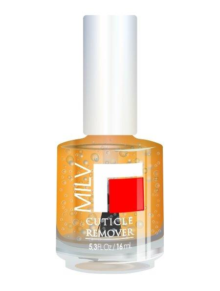 Milv, Cuticle Remover - Гель для удаления кутикулы (Мёд), 16 млСредства для удаления кутикулы<br>Гель для удаления кутикулы (Мёд)<br>