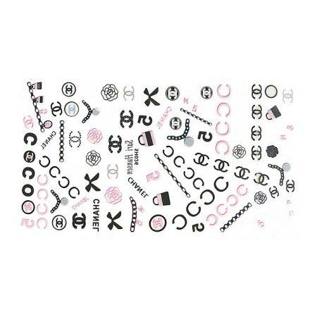 TNL, Наклейки - Корейский маникюр SH026Наклейки Корейский маникюр TNL<br><br>