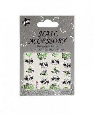 Nail Accessory, Слайдер-дизайн BLE322Слайдер-дизайн Nail Accessory<br><br>