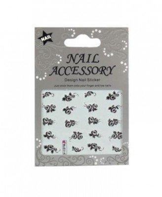 Nail Accessory, Слайдер-дизайн BLE514Слайдер-дизайн Nail Accessory<br><br>
