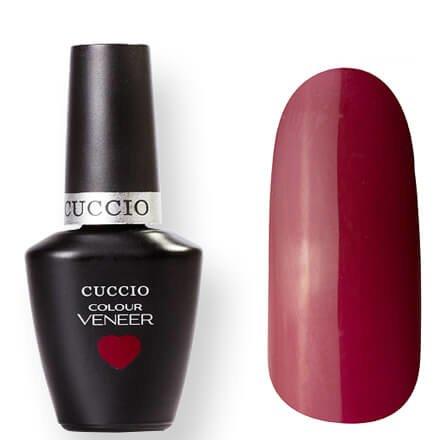 Cuccio Veneer, цвет № 6025 Red Eye to Shanghai 13 mlCuccio Veneer<br>Гель-лак насыщенный терракотовый, без блесток и перламутра, плотный.<br>