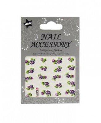 Nail Accessory, Слайдер-дизайн BLE590Слайдер-дизайн Nail Accessory<br><br>