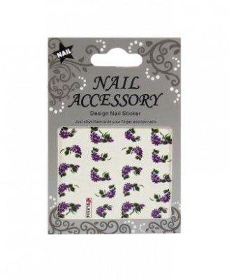 Nail Accessory, Слайдер-дизайн BLE604Слайдер-дизайн Nail Accessory<br><br>