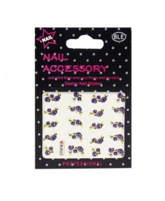 Nail Accessory, Слайдер-дизайн BLE622Слайдер-дизайн Nail Accessory<br><br>