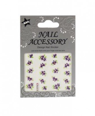 Nail Accessory, Слайдер-дизайн BLE676Слайдер-дизайн Nail Accessory<br><br>